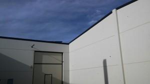 Nave Venta Ejea Parking Placa Solares Exterior