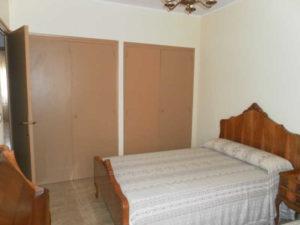 Piso en Venta Ejea calle Cervantes Dormitorio armario