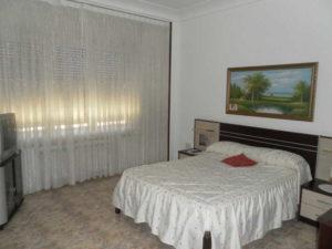 Venta Piso grande Ejea Paseo Muro Amueblado Dormitorio 2