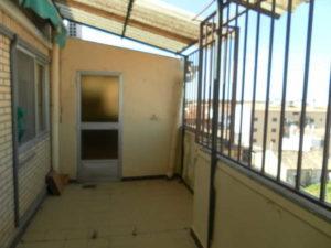 Venta Piso Atico Ejea Amueblado Calefaccion y Aire Acondicionado Terraza Balcon