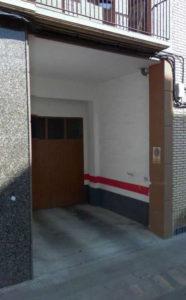Garaje en Venta en Ejea Calle Alfonso I