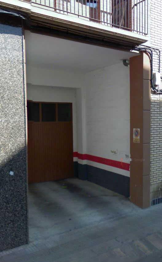 Alquiler de garaje en ejea en calle c ntrica alfonso i fincas ejea fincas ejea - Garaje de alquiler ...
