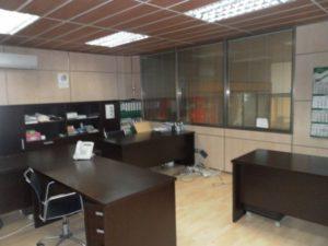 Venta Nave en Ejea con Oficinas Almacen Laboratorio Amueblada Oficina 2