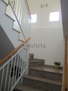 Venta de Chalet en Luna Zaragoa con Jardin Dormitorio Escaleras