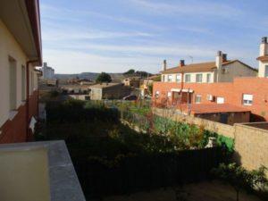 Venta de Chalet en Luna Zaragoa con Jardin Dormitorio Vistas