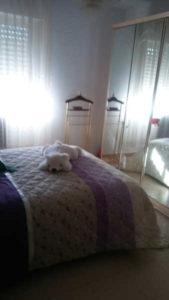 Venta piso Ejea con calefaccion Garaje Trastero Dormitorio matrimonio