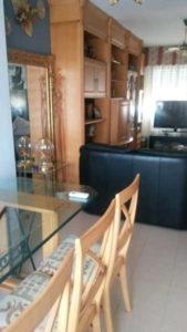 Venta piso Ejea con calefaccion Garaje Trastero Salon