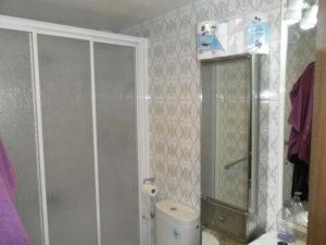 Amplio Piso en venta en Ejea con calefaccion y Permuta Aseo Ducha