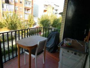 Amplio Piso en venta en Ejea con calefaccion y Permuta Balcon