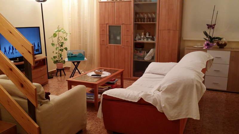 Venta de casa amueblada en ejea con gran terraza y for Milanuncios pisos zaragoza
