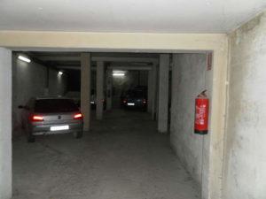 Venta piso Ejea calle Monjas con garaje, terraza y trastero Garaje
