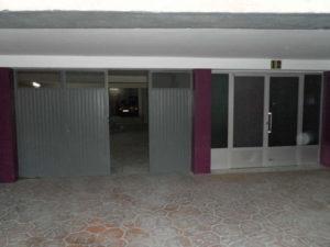 Venta piso Ejea calle Monjas con garaje, terraza y trastero Puerta Garaje