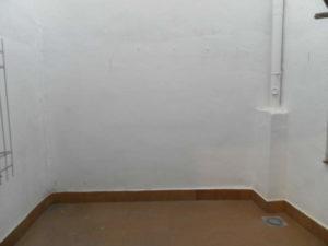 Venta piso Ejea calle Monjas con garaje, terraza y trastero Terraza