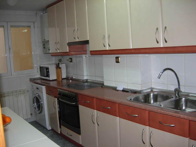 Muebles de cocina zaragoza reforma de cocinas en zaragoza - Muebles de cocina en zaragoza ...