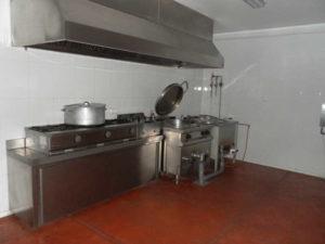 Fabrica Elaboracion embutidos en venta en Ejea Cocina Industrial