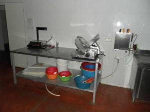 Fabrica Elaboracion embutidos en venta en Ejea Maquinaria Carniceria