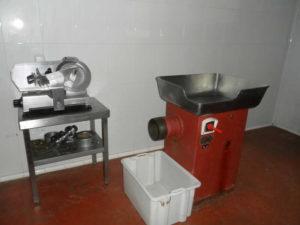 Fabrica Elaboracion embutidos en venta en Ejea Utiensilios Carniceria