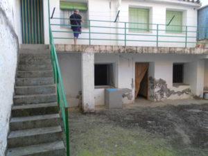Casa en venta en Rivas con corral Patio Fincas Ejea