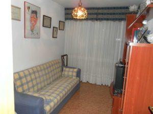 Venta piso 3 habitaciones calefacción de gas 2 garajes en Ejea - Cuarto estar