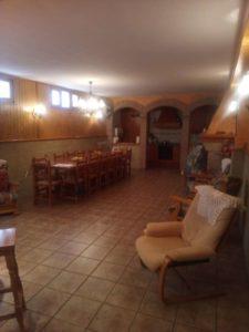 Casa en venta en Ejea con bodega y amueblada Bodega - Fincas Ejea