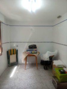 Casa en venta en Ejea con bodega y amueblada Cocina 2- Fincas Ejea