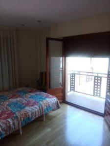 Casa en venta en Ejea con bodega y amueblada Dormitorio 1 - Fincas Ejea