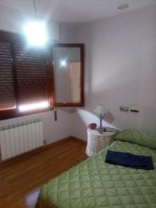 Casa en venta en Ejea con bodega y amueblada Dormitorio - Fincas Ejea