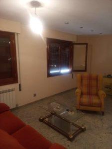 Casa en venta en Ejea con bodega y amueblada - Fincas Ejea