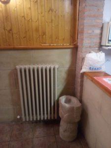 Casa en venta en Ejea con bodega y amueblada Radiado Bodega- Fincas Ejea