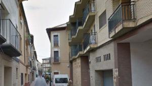Alquiler Garajes en calle Mediavilla de Ejea - Fincasejea