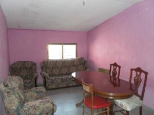Venta Casa con Corral en Ejea - Salon