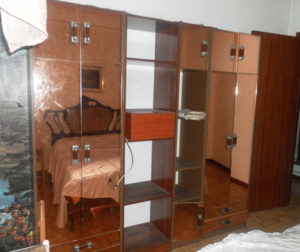 Venta Piso centrico 4 habitaciones en Ejea Armario dormitorio - Fincas Ejea