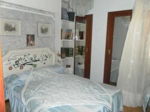 Venta Piso centrico 4 habitaciones en Ejea Dormitorio - Fincas Ejea 1