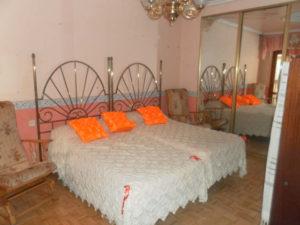 Venta Piso centrico 4 habitaciones en Ejea Dormitorio - Fincas Ejea