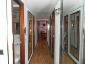 Venta Piso centrico 4 habitaciones en Ejea Pasillo - Fincas Ejea