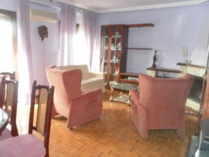 Venta Piso centrico 4 habitaciones en Ejea Salon - Fincas Ejea