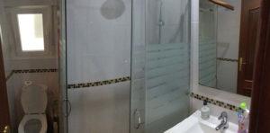 Venta piso centrico Ejea amueblado calefaccion aire acondicionado Aseo - Fincas Ejea