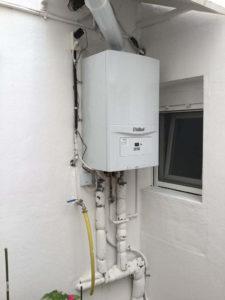 Venta piso centrico Ejea amueblado calefaccion aire acondicionado Caldera -Fincas Ejea