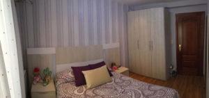 Venta piso centrico Ejea amueblado calefaccion aire acondicionado Dormitorio juvenil -Fincas Ejea
