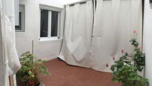 Venta piso centrico Ejea amueblado calefaccion aire acondicionado Terraza -Fincas Ejea