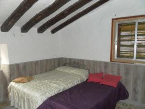 Venta Casa en Sofuentes con Huerto Dormitorio - Fincas Ejea