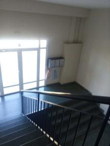 Venta Piso seminuevo con garaje y trastero en Sadaba Trastero Escaleras - Fincas Ejea
